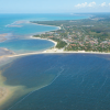 Como uma onda no mar: o litoral vive mudando de lugar