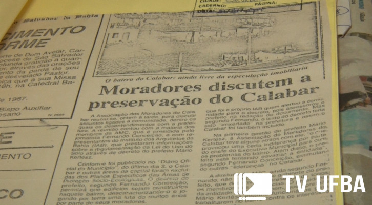 Centro de Memória do Calabar é inaugurado em parceria com a UFBA