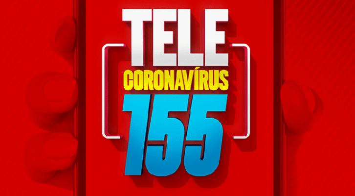 Tele Coronavírus encerra atividades com mais de 110 mil atendimentos