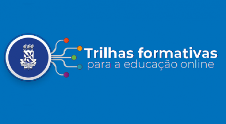 Trilhas formativas para educação online capacitarão docentes e técnicos para o semestre 2021.1