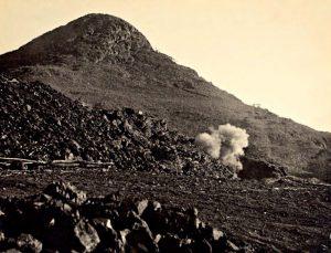 Morro do Cauê velho