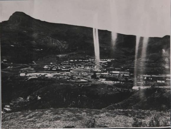 Pico do Cauê, 1932