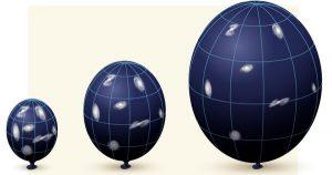 universo balão