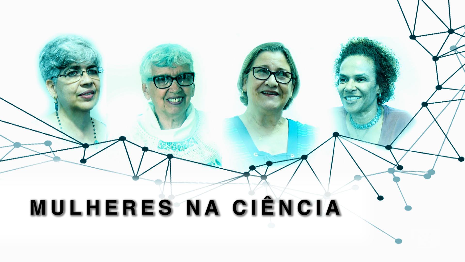 Frame mulheres Ciências - capa