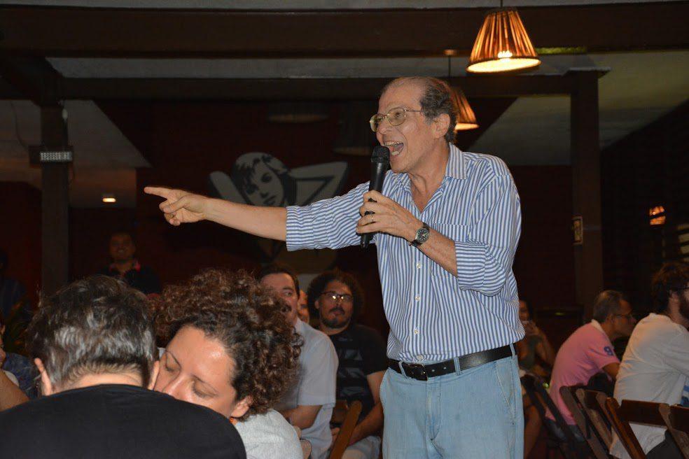 "Paulo Lima: ""agora todos respondem Yo Ya!"""