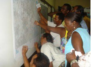 Construção coletica com a comunidde para a definição dos bairros 2