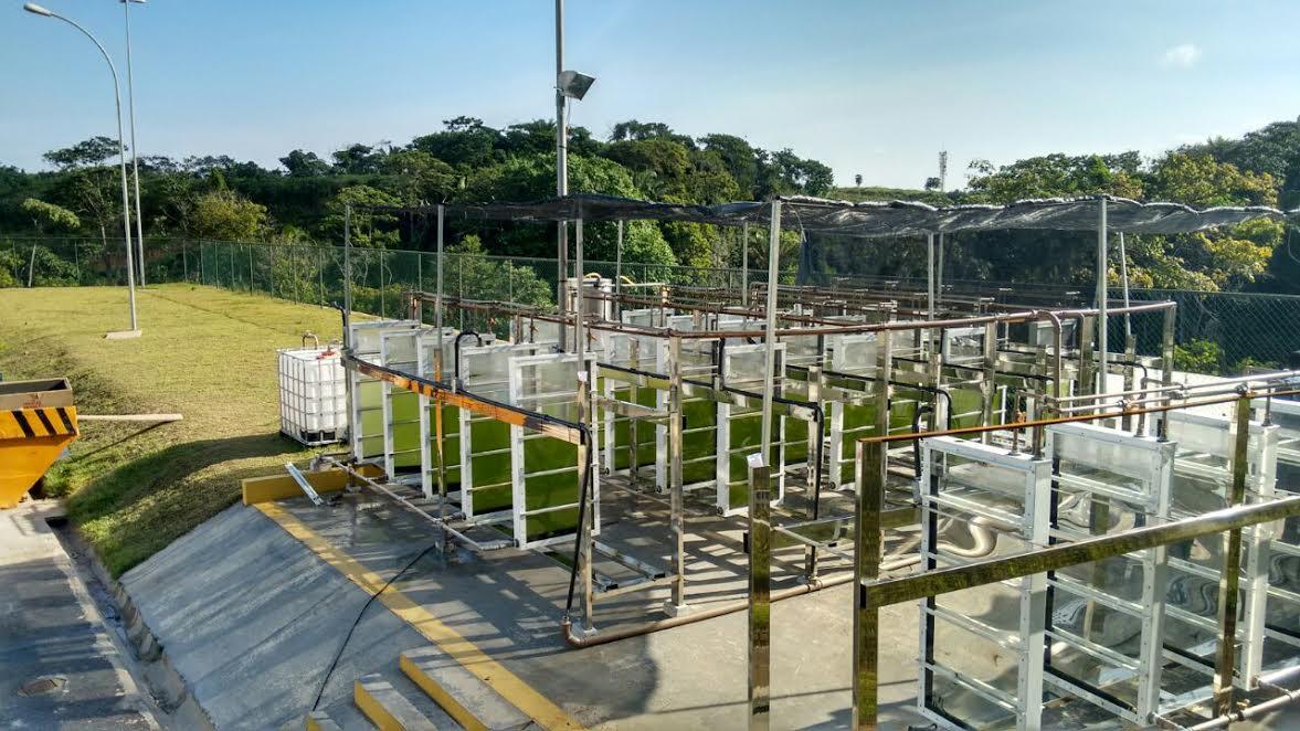Planta piloto de biorrefinaria construída no Simatec