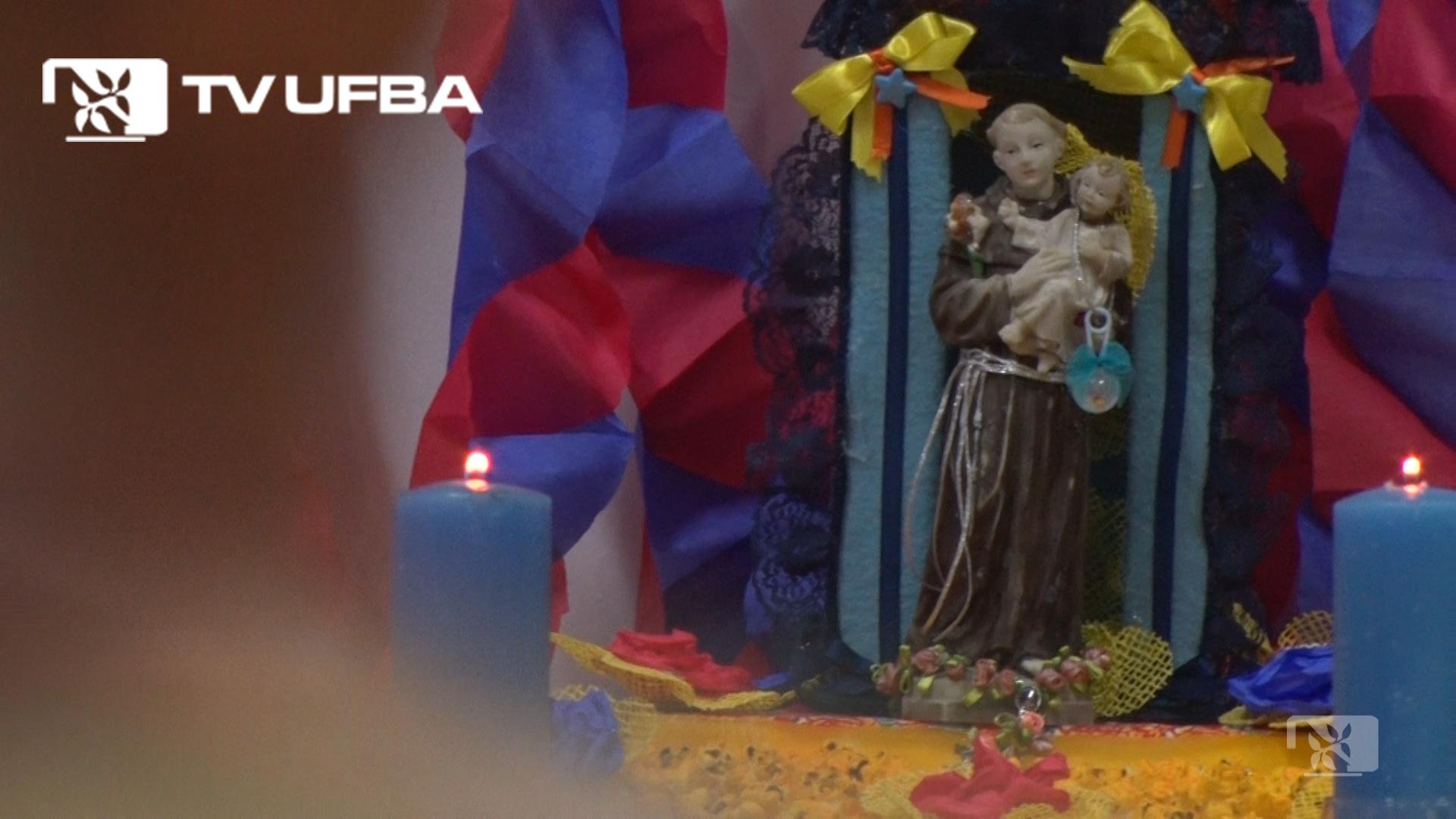 Tv UFBA - SANTO ANTONIO