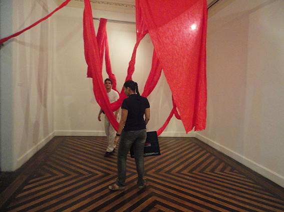 Galeria Cañizares promove exposições durante todo o ano