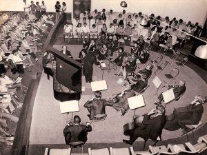 Apresentação da Orquestra Sinfônica da UFBA no Salão Nobre da Reitoria