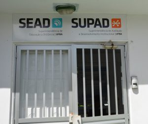 A Comissão Própria de Avaliação - CPA fica na SUPAD