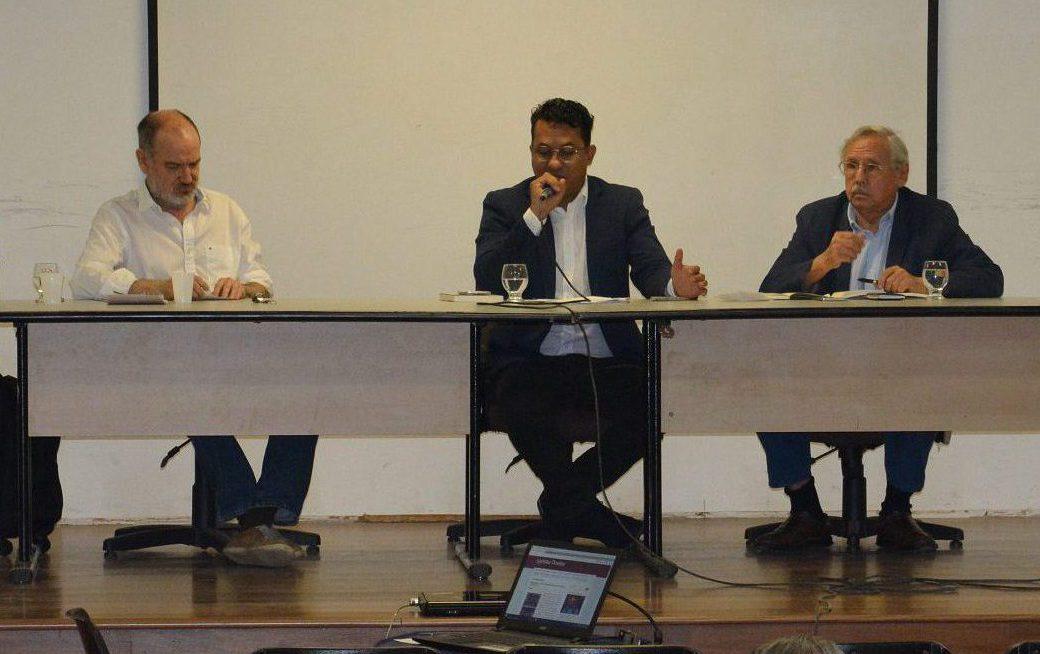 O Ciclo de Debates é um evento preparatório para o Congresso de Pesquisa, Ensino e Extensão, no próximo mês de outubro