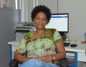 Izabel Xavier, presidente da Comissão Própria de Avaliação - CPA