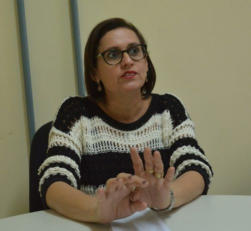 Nancy Vieira, rofessora do Programa de Pós-Graduação em Literatura e Cultura do Instituto de Letras da UFBA, é uma das coordenadoras do evento.