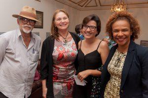 Capinan, Marlene de Fáveri, Renata Rocha, Wlamyra Albuquerque