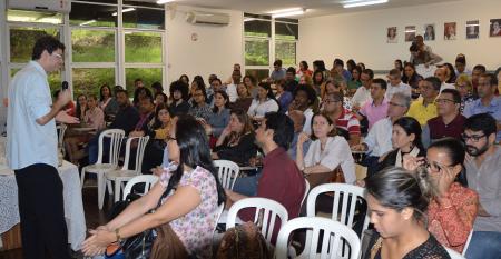 Penildon Filho fala sobre ações para formação de professores e estimular a interiorização da educação