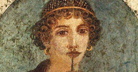 safo - poetisa grega no período arcaico