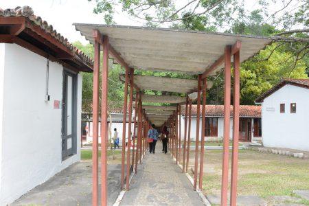 O projeto do campus inclui novas instalações administrativas para o funcionamento de colegiados e departamentos.