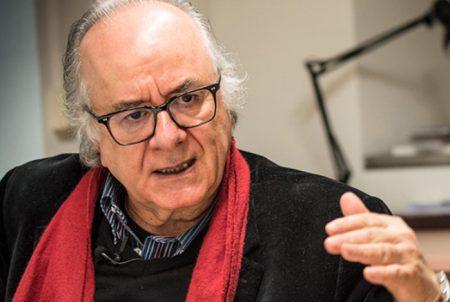 Boaventura de Sousa Santos, da Universidade de Coimbra, participa do debate sobre a educação no contexto da resistência democrática
