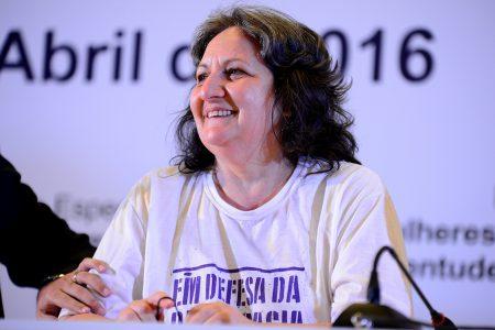 """""""Nossa expectativa é a construção de uma rede educacional em defesa da universidade"""", destaca Salete Camba, diretora da Flacso-Brasil"""