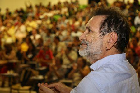 Paulo Miguez ressaltou a importância de se ter uma consulta expressiva do ponto de vista da participação da comunidade acadêmica