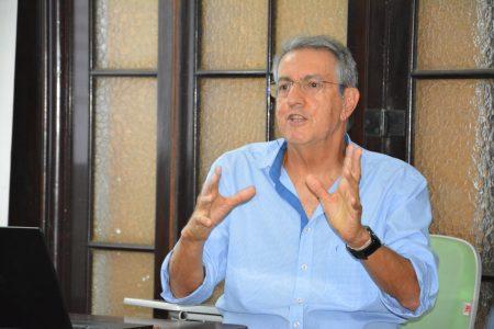 Antonio Guimaraes apontou como um dos desafios a serem enfrentados a alta mortalidade violenta de jovens negros