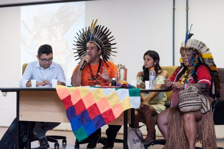 Índios aldeados, quilombolas, pessoas trans (transexuais, transgêneros e travestis) e imigrantes/refugiados têm direito a vagas reservadas em todos os 88 cursos de graduação da UFBA