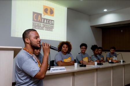 Estudantes da Faculdade de Comunicação participam da já tradicional Semana de Cultura e Comunicação