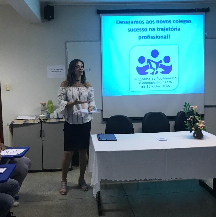 Rosane Pereira - assistente social Prodep