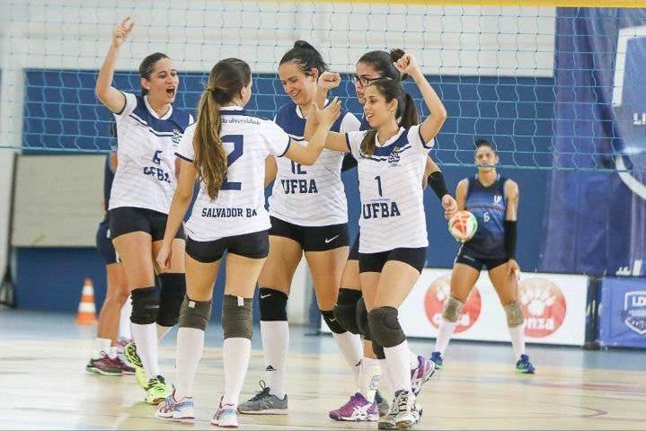 O evento esportivo acontece entre 14 e 18 de agosto, em Salvador e Lauro de Freitas, e classifica os vencedores para os Jogos Universitários Brasileiros (JUBs)