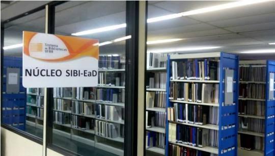 Núcleo de Educação a Distância criado pelo Sistema de Bibliotecas da UFBA