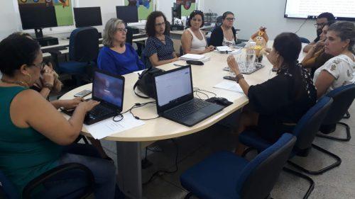 Equipe da Secretaria de Educação a Distância da UFBA