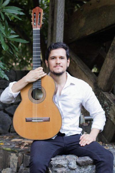 Afonso Celso ficou em primeiro lugar no 9º Concurso Nacional de Violão Fred Schneiter, realizado no último mês de outubro, no Rio de Janeiro