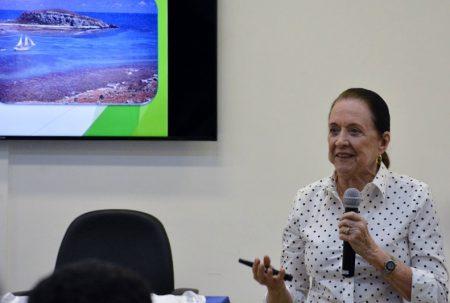 """Zelinda Leão: """"Precisamos de recursos, logística e muito trabalho"""""""