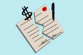 """Ler atentamente o contrato é a orientação básica, em todos os casos. """"Conheça profundamente o documento que lhe dará seu tão desejado imóvel"""", advertem os autores"""
