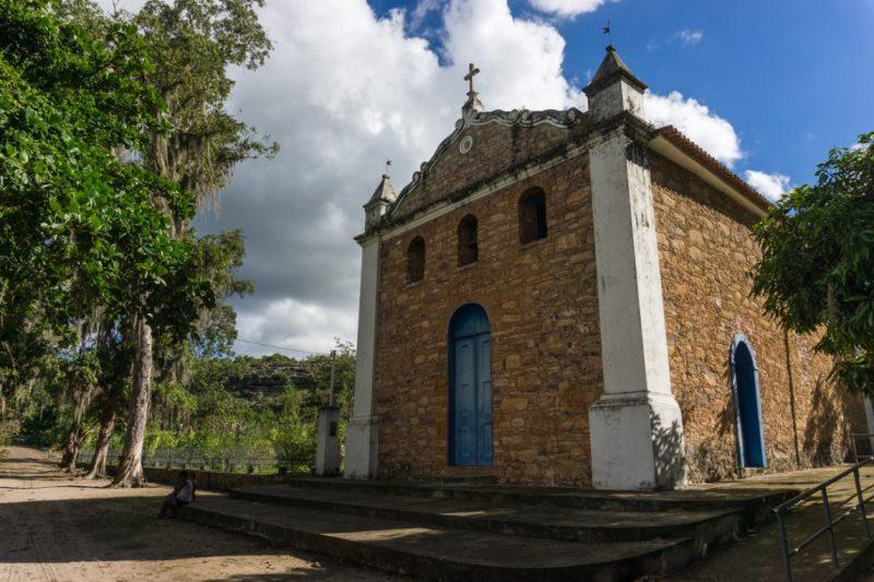 Parte do patrimônio cultural brasileiro, a Vila de Igatu está localizada no município de Andaraí, na Chapada Diamentina