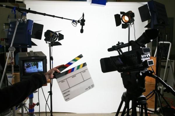 produção cinema