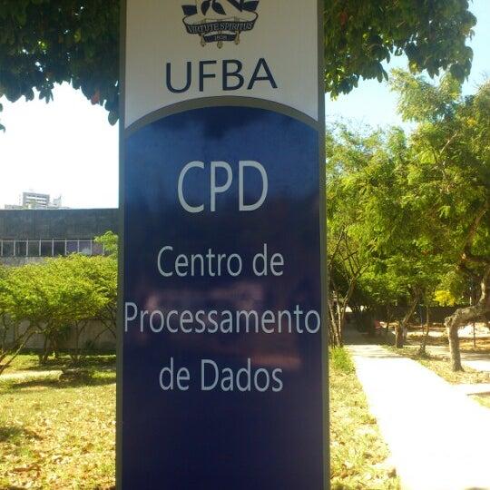 CPD UFBA