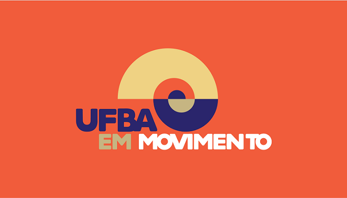 UFBA em Movimento - fundo laranja