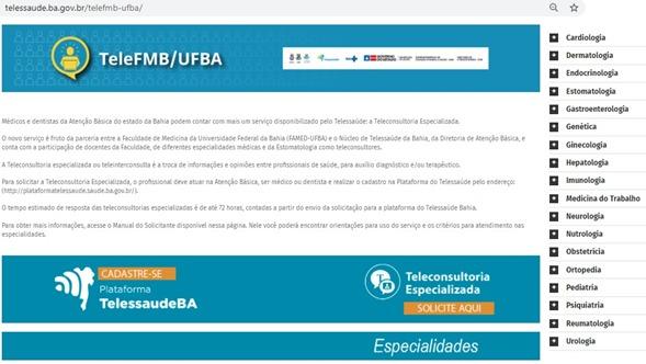 TELEFMB-UFBA